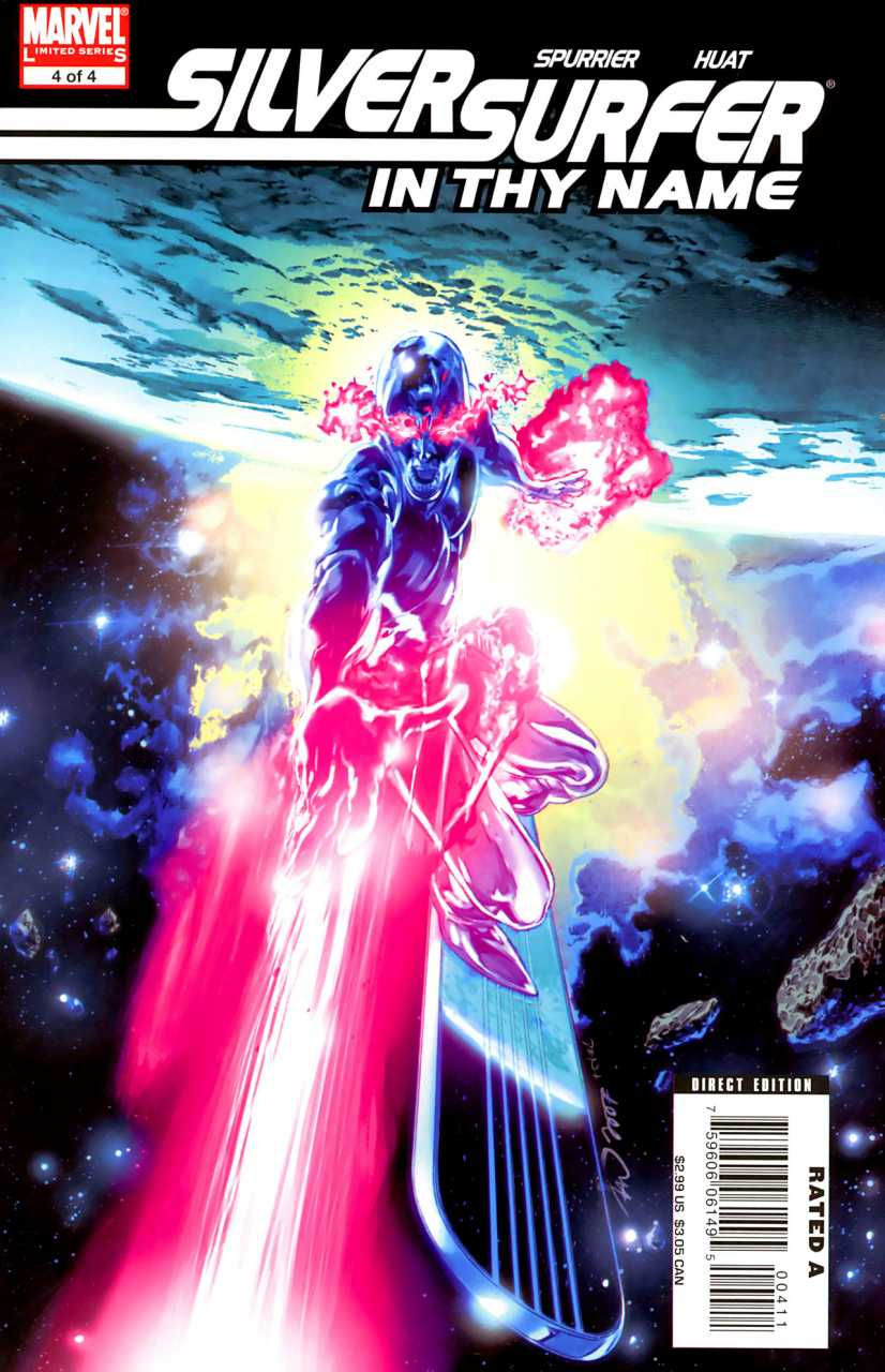 Silver Surfer: In Thy Name Vol 1 4