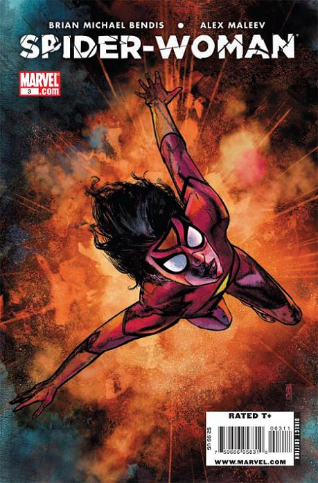 Spider-Woman Vol 4 3