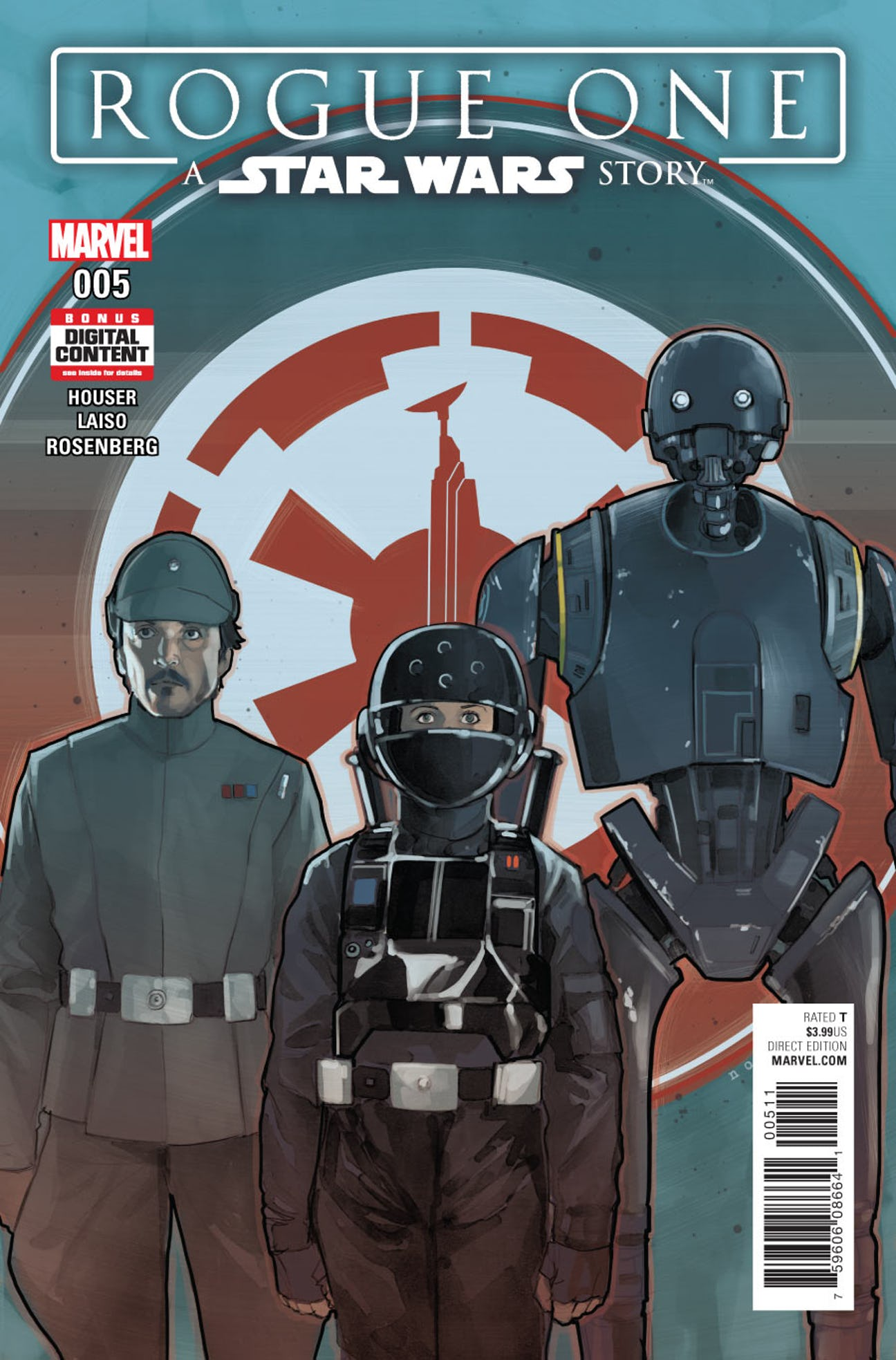 Star Wars: Rogue One Adaptation Vol 1 5