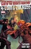 Star Wars War of the Bounty Hunters - 4-LOM & Zuckuss Vol 1 1