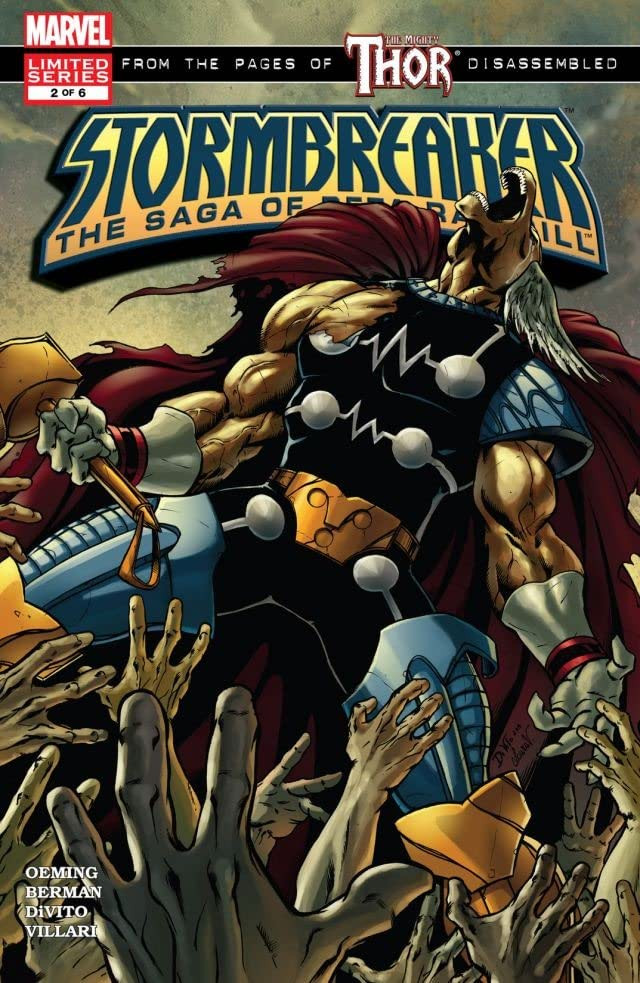 Stormbreaker: The Saga of Beta Ray Bill Vol 1 2