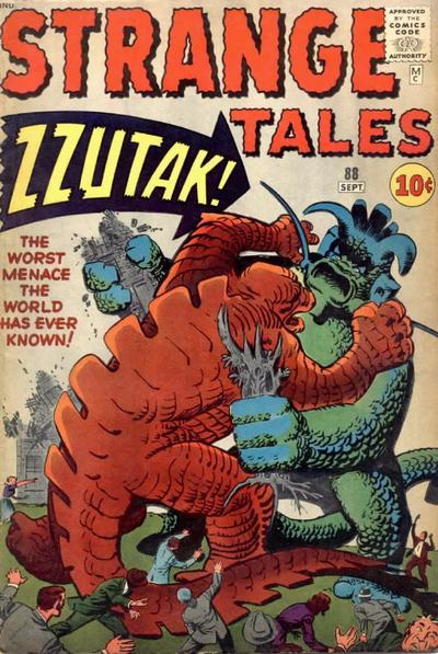 Strange Tales Vol 1 88