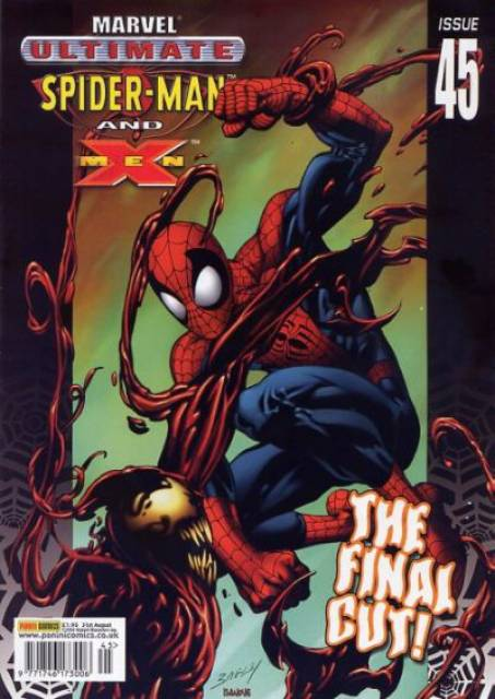 Ultimate Spider-Man and X-Men Vol 1 45