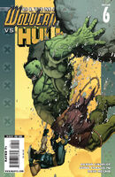 Ultimate Wolverine vs. Hulk Vol 1 6
