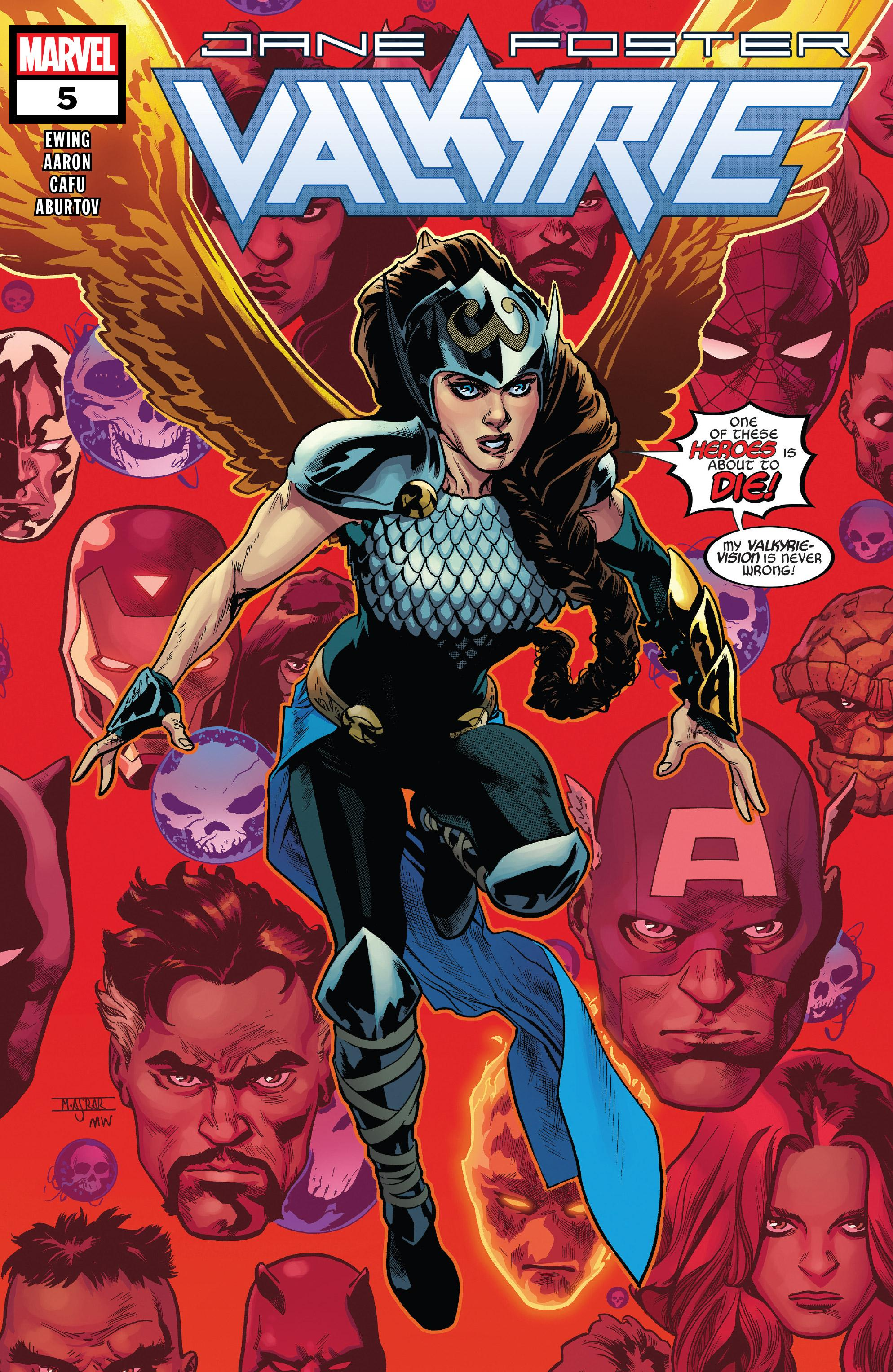 Valkyrie: Jane Foster Vol 1 5