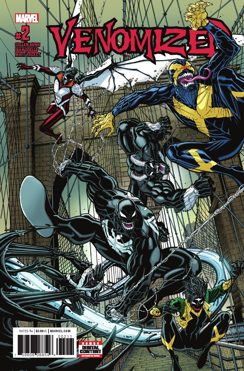 Venomized Vol 1 2