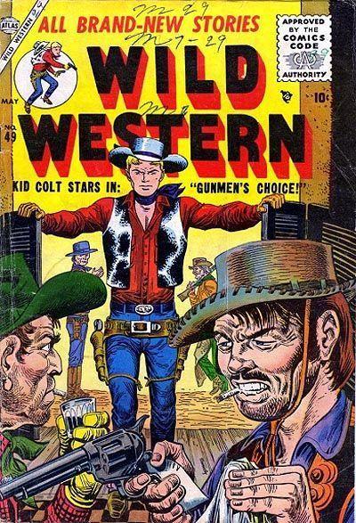 Wild Western Vol 1 49