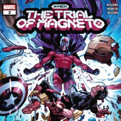 X-Men: The Trial of Magneto Vol 1 2