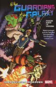 All-New Guardians of the Galaxy TPB Vol 1 1 Communication Breakdown