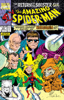 Amazing Spider-Man Vol 1 337