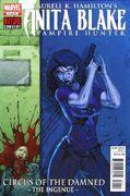 Anita Blake Circus of the Damned - The Ingenue Vol 1 1
