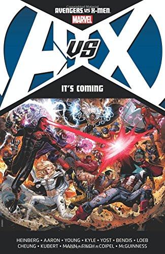 Avengers vs. X-Men: It's Coming TPB Vol 1 1