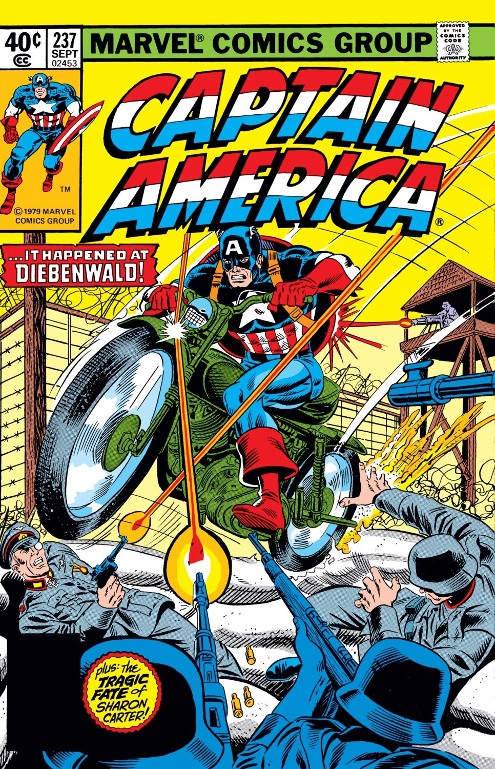 Captain America Vol 1 237