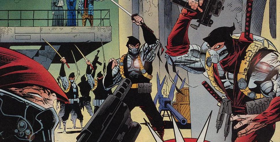 Cyber-Ninjas (Earth-616)
