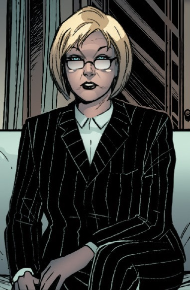 Dana Richardson (Earth-616)