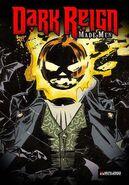 Dark Reign Made Men Marvel Unlimited Exclusive Vol 1 3