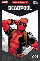 Deadpool Invisible Touch Infinity Comic Vol 1 1