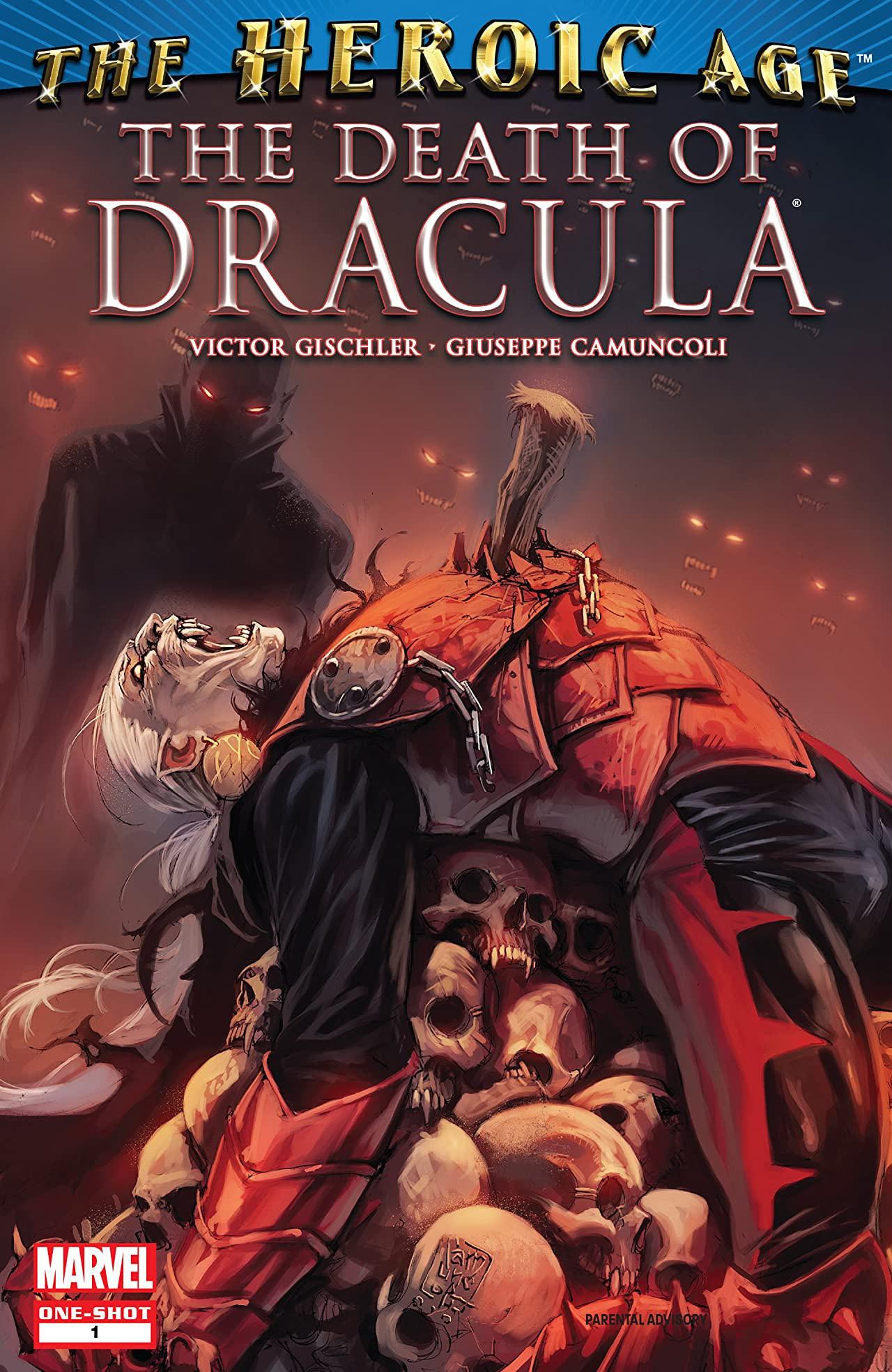 Death of Dracula Vol 1