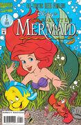 Disney's The Little Mermaid Vol 1 1