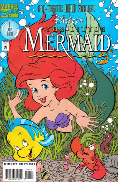 Disney's The Little Mermaid Vol 1