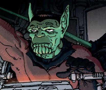 Dr'zzt (Earth-616)
