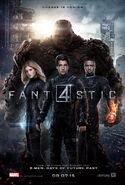 Fantastic Four (2015 film) poster 002
