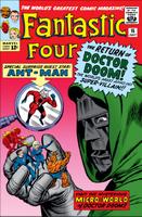 Fantastic Four Vol 1 16
