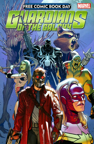Free Comic Book Day Vol 2014 Guardians of the Galaxy.jpg