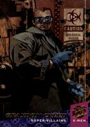 Graydon Creed (Earth-616) from Ultra X-Men (Trading Cards) 1994 Set 0001