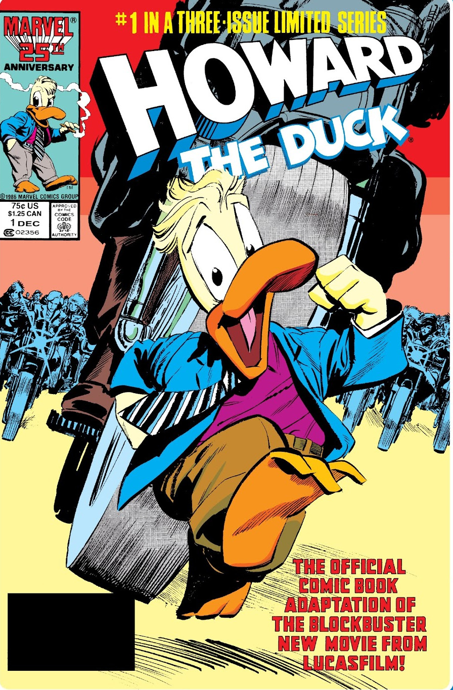 Howard the Duck: The Movie Vol 1