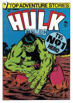 Hulk Comic (UK) Vol 1 5