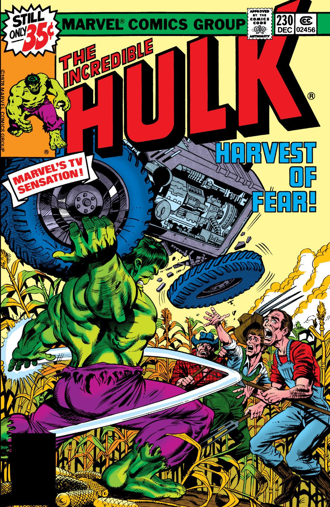 Incredible Hulk Vol 1 230