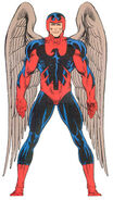 James Dore Jr. (Earth-712) from Official Handbook of the Marvel Universe Master Edition Vol 1 31 001