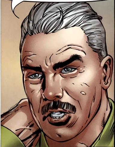 Major Stephenson (Earth-616)