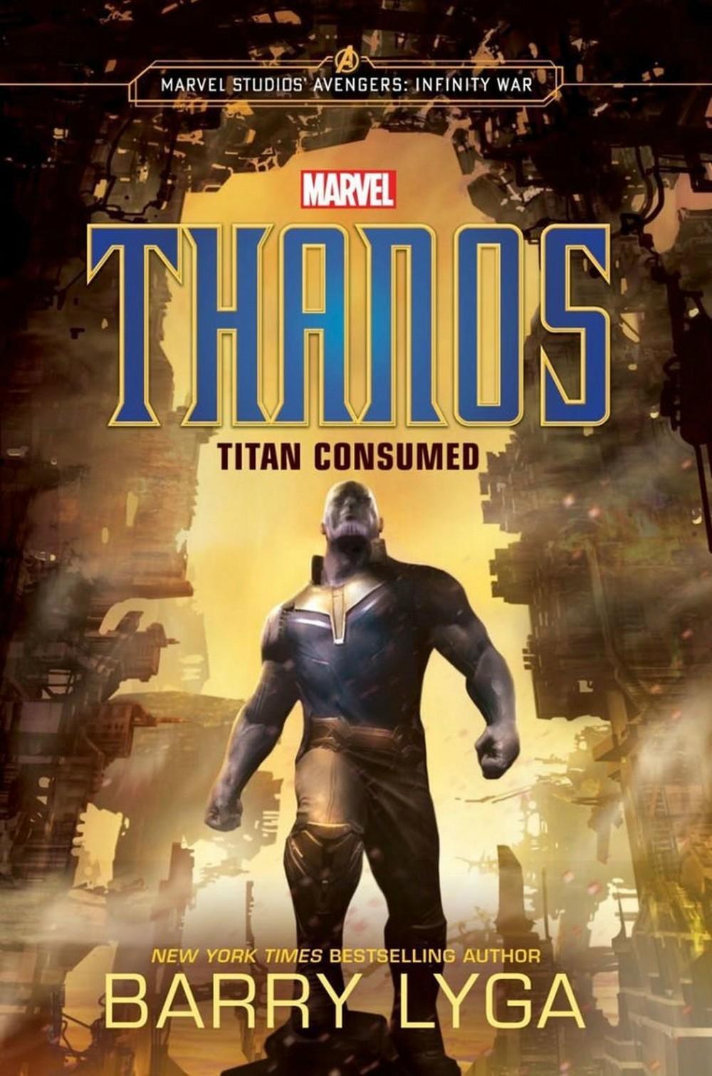 Marvel's Avengers: Infinity War: Thanos - Titan Consumed