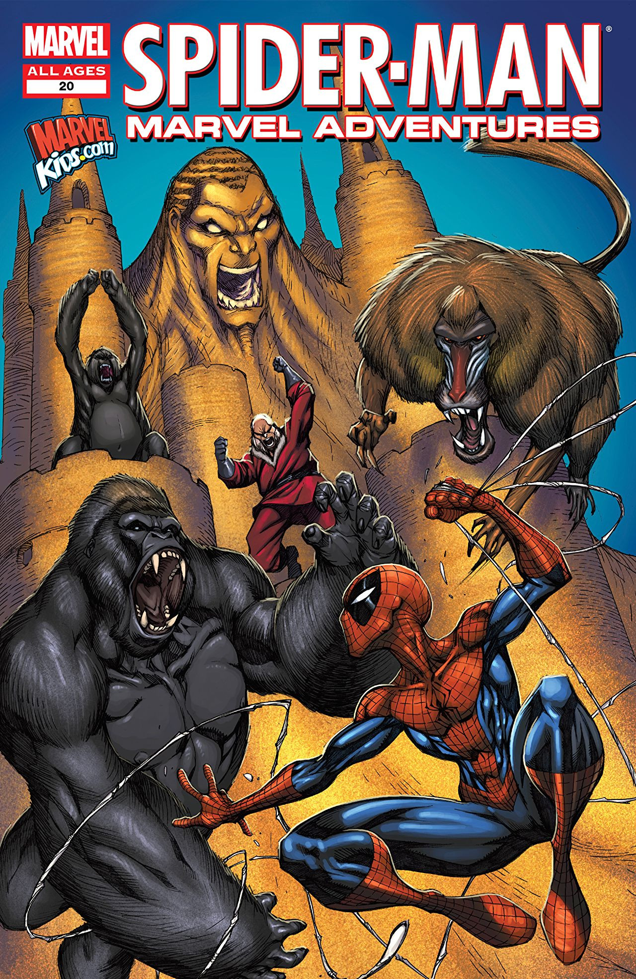 Marvel Adventures: Spider-Man Vol 2 20