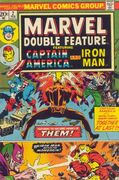 Marvel Double Feature Vol 1 2