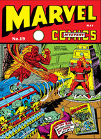 Marvel Mystery Comics Vol 1 19