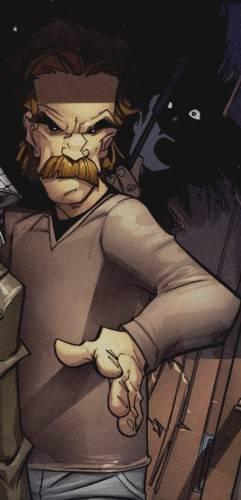 Neil Garrett (Earth-616)