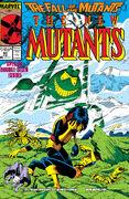New Mutants Vol 1 60