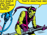 Green Goblin's Flying Broomstick