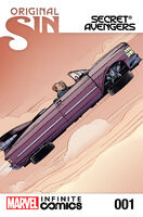 Original Sin Secret Avengers Infinite Comic Vol 1 1