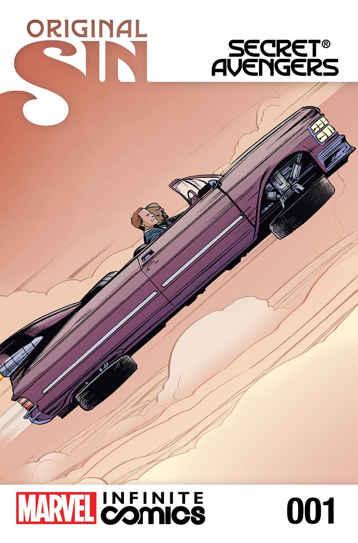 Original Sin: Secret Avengers Infinite Comic Vol 1 1