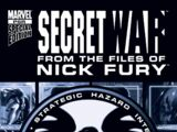 Secret War: From the Files of Nick Fury Vol 1 1