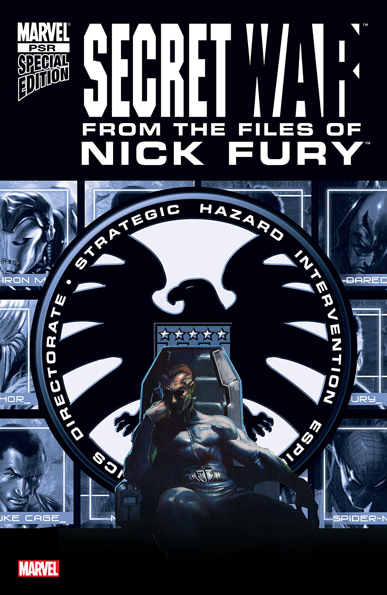 Secret War: From the Files of Nick Fury Vol 1