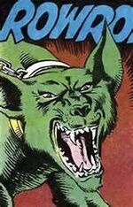Sirius (Dog) (Earth-616) from Incredible Hulk Vol 1 295 0001.jpg