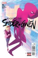 Spider-Gwen Vol 2 2