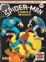 Spider-Man Comics Weekly Vol 1 90