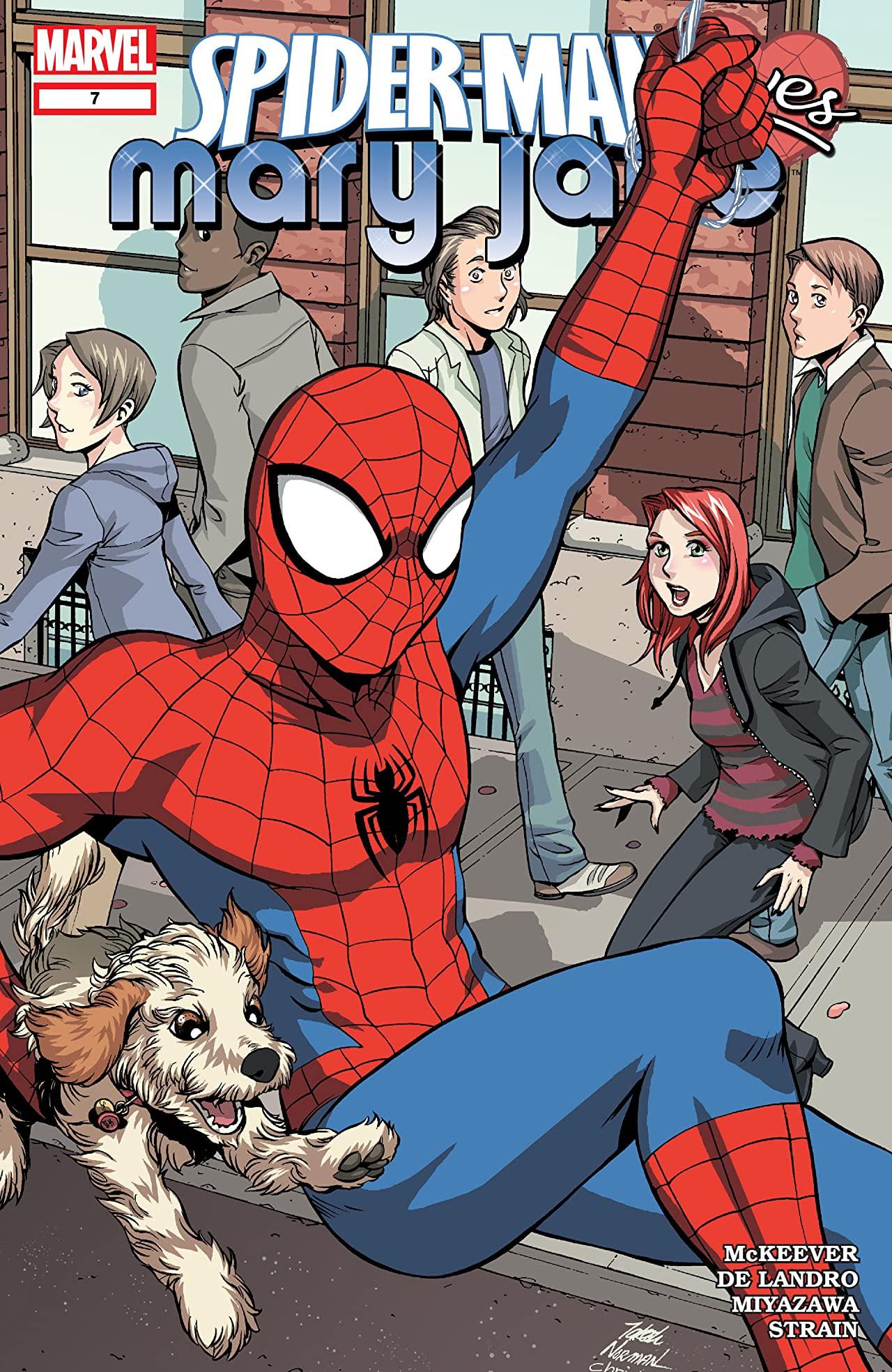 Spider-Man Loves Mary Jane Vol 1 7
