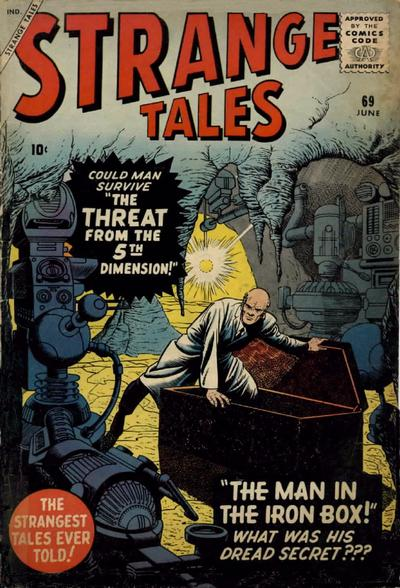 Strange Tales Vol 1 69